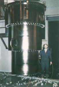 nickel plating large objects